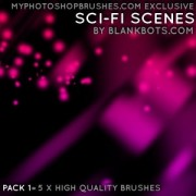 Link toScifi scenes pack 1 photoshop brushes