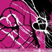 Link toBroken heart photoshop brushes