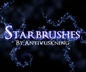 Star Photoshop Brushes