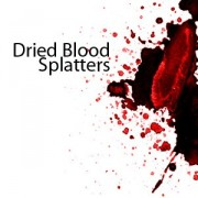 Link toDried blood splatters photoshop brushes