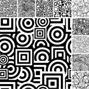 Link toBlack and white graphics background vector graphic