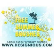 Link toSummer photoshop brushes