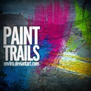 Link toPaint trails photoshop brushes