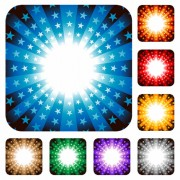 Link toStar light effect background