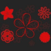 Link toSmudged flowers photoshop brushes