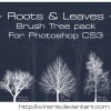 Tree Brushes Pack Photoshop Brushes