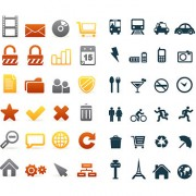 Link toSimple common icon vector