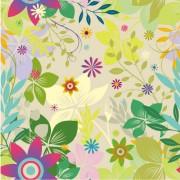 Link toSimple decorative pattern background vector set