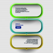 Link to3d line vector backgrounds 05