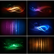Link toShiny neon background art 05