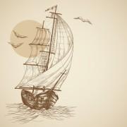 Link toVector sailing vessels set 05
