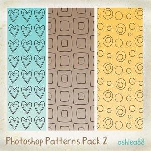 Photoshop Patterns 2