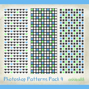 PS Patterns Pack 4