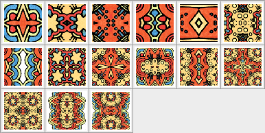Photoshop Patterns  Pack 31