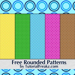 Free Rounded Patterns