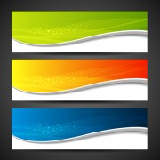 Link toBrilliant abstract backgrounds vector 01