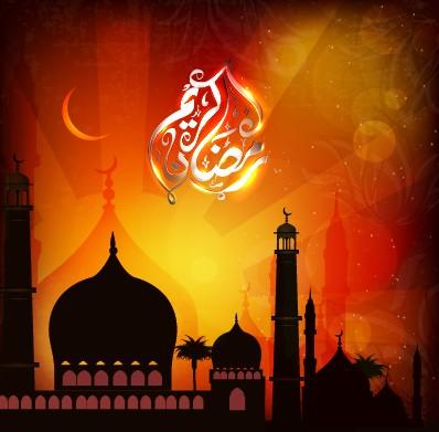 Arabic Islamic design elements 01