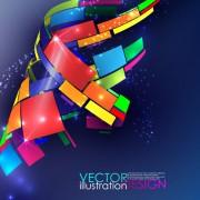 Link toBlue dynamic backgrounds illustration 03