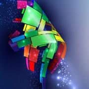 Link toBlue dynamic backgrounds illustration 04