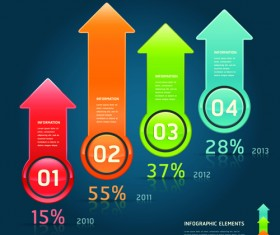Concept Business infographics vector 04