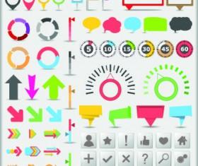 Business symbol design vector 02