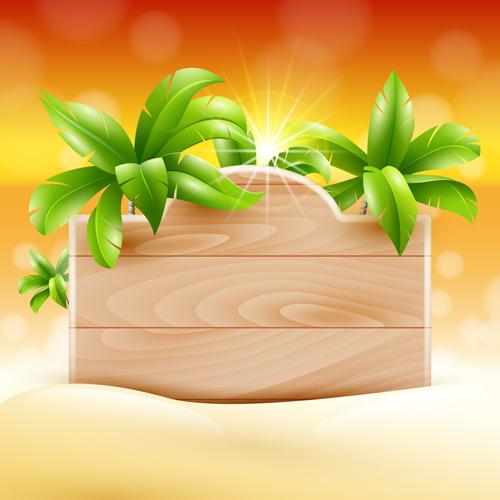 Coconut tree and wooden boards vector 02 over millions vectors coconut tree and wooden boards vector 02 toneelgroepblik Image collections