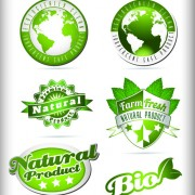 Link toVector eco labels set 01