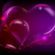 Link toDream heart background
