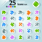 Link toIcons stickers vector 07