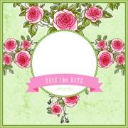 Link toFlower wedding invitations 04