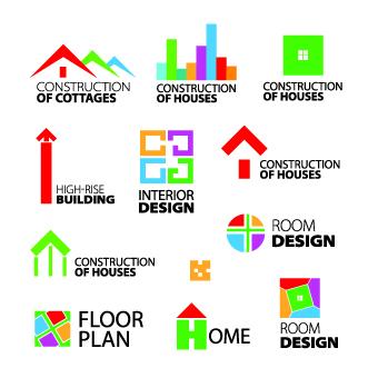 Modern Logos design elements vector 02 free download