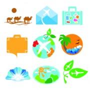 Link toModern logos design elements vector 05