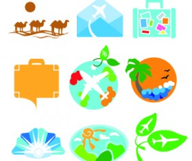 Modern Logos design elements vector 05