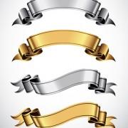 Link toShiny ribbons design elements 04