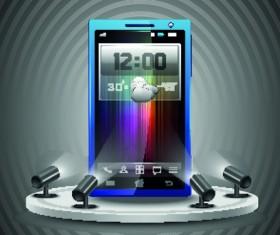 Smartphone design template 03