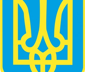 Different Ukraine symbols vector 03