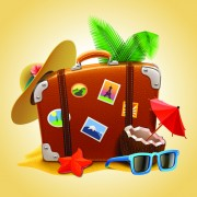 Link toVacation design vector backgrounds 03