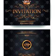 Link toLuxury vip invitation cards 03