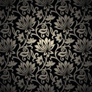 Link toBlack floral backgrounds 05