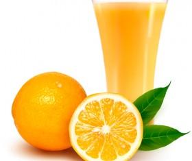 Juice design vector 01