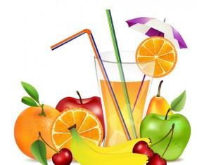 Juice design vector 02