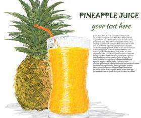 Juice design vector 03