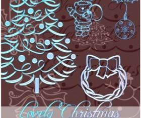 Lovely Christmas Photoshop Brushes
