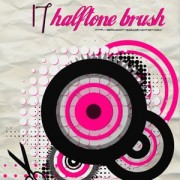 Link toHalftone brushes pack 2 photoshop brushes