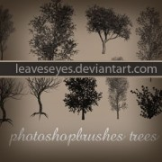 Link toPhotoshop brushes trees photoshop brushes