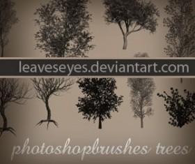 Photoshop Brushes Trees Photoshop Brushes