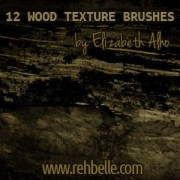 Link toWood textures photoshop brushes