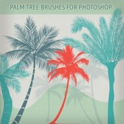 Link toPalm trees brushes for photoshop brushes