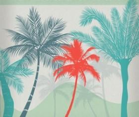 Palm Trees Brushes for Photoshop Brushes