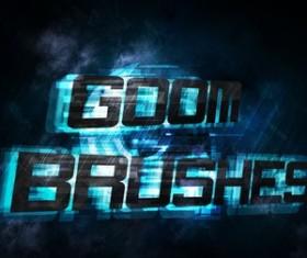Goom Photoshop Brushes